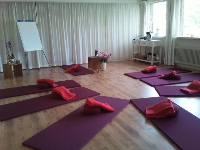 Mindfulness stiltedagen bij Centrum Inanna Amersfoort